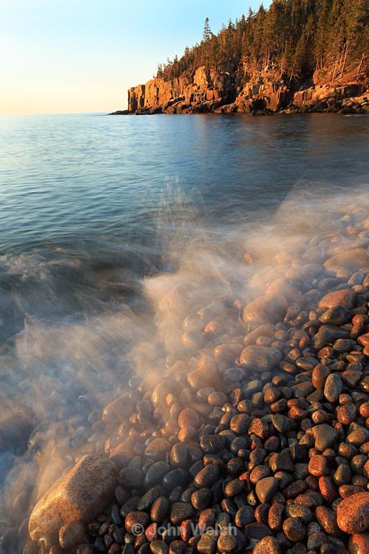 Acadia Sunrise - Maine