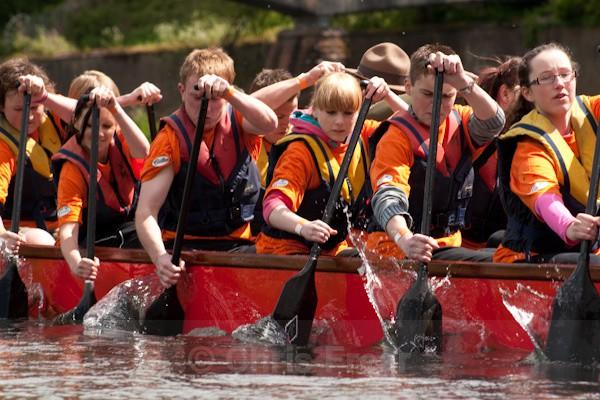 18 - Dumfries Devorgilla Dragon Boat Race 2010