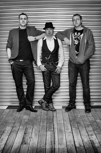 Glasgow band - Boogie Loushou | Photo by Colin Robb