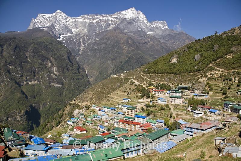 Gateway to Everest - Nepal