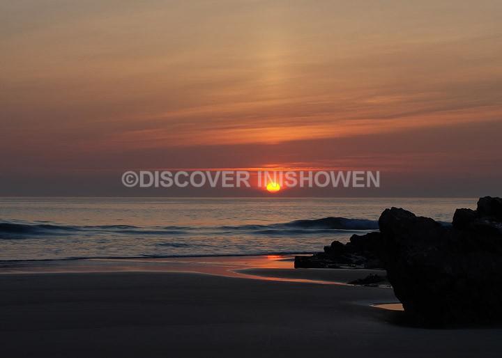 Culdaff beach - Nature