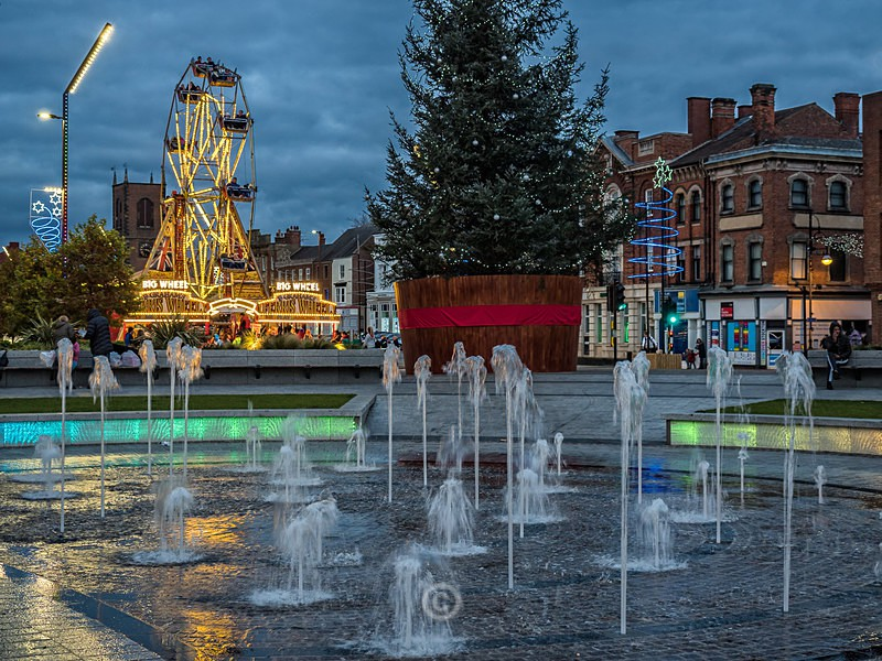 Stockton Sparkles - North-East England