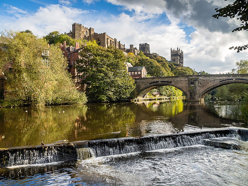 Durham View - North-East England