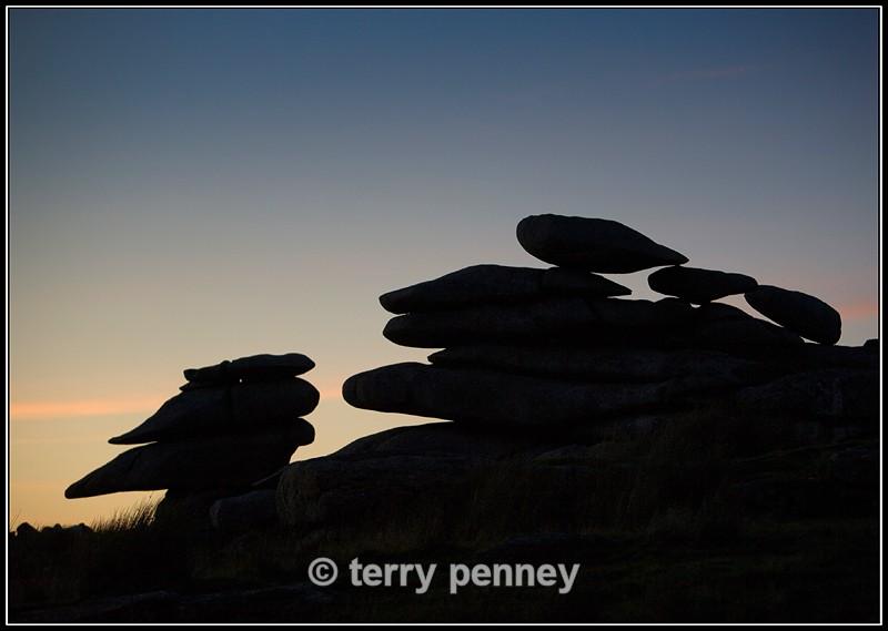 Cheesewring 3, Bodmin Moor - Cornwall