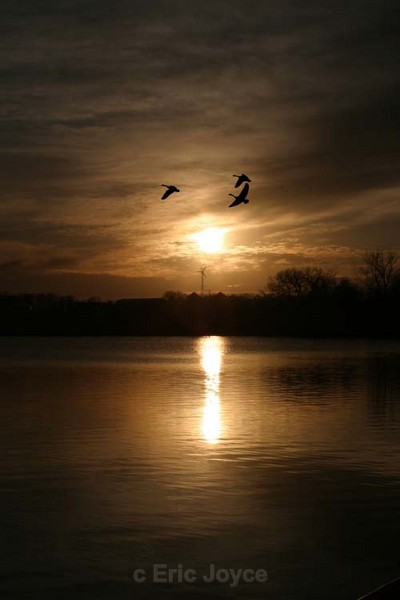 Sunset Lake - SW Minnesota