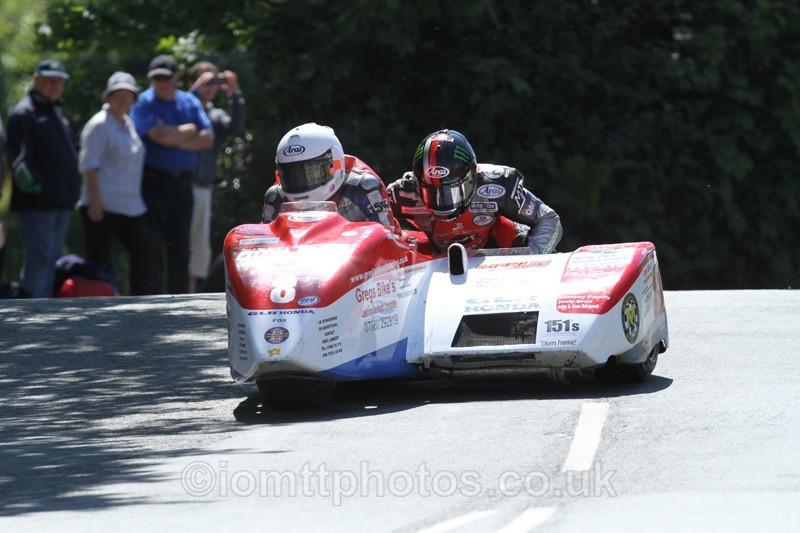IMG_2300 - Sidecar Race 2 - TT 2013