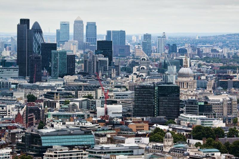skyline - London
