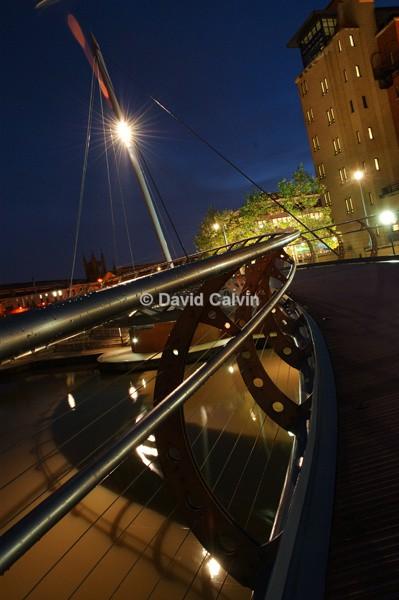 Valentine's Bridge At Night 1 - Nocturnal