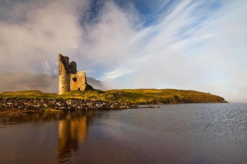 Cardveck Castle - Landscapes