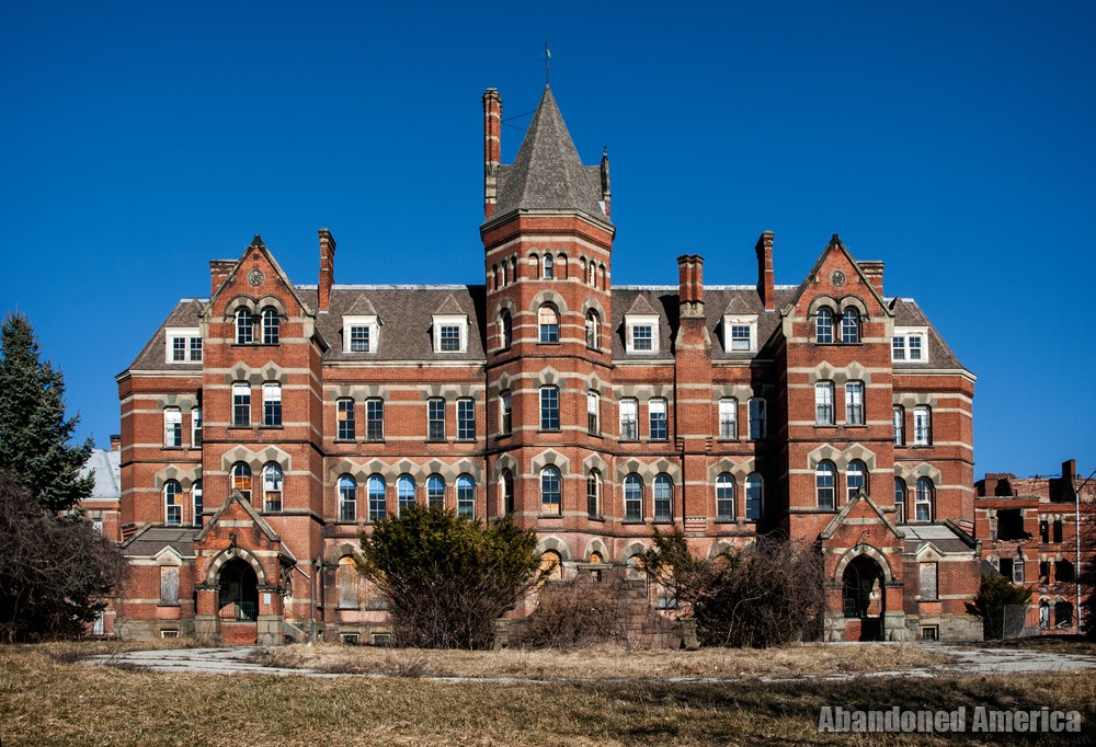 trial by fire - Algonquin River State Hospital*