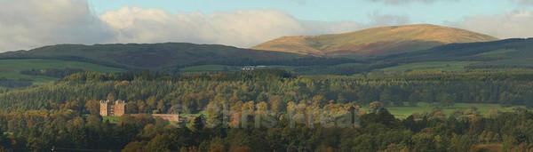 Drumlanrig Castle - Panoramics