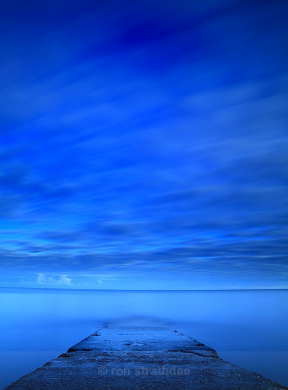 Just a Blue Day - Sea of Man