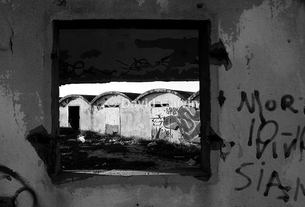 Window Frame - Dereliction