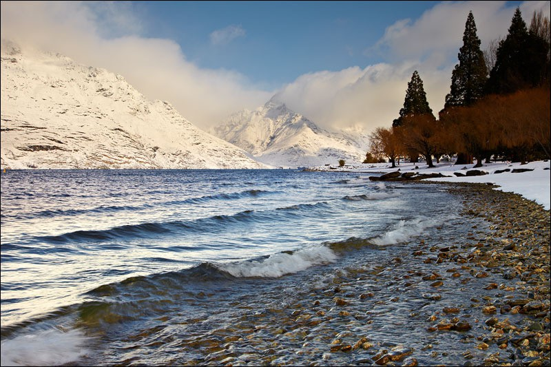 Queenstown Clearing - Photographs of New Zealand