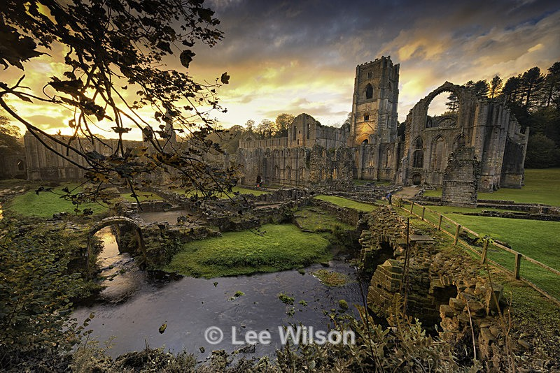 - fountains abbey