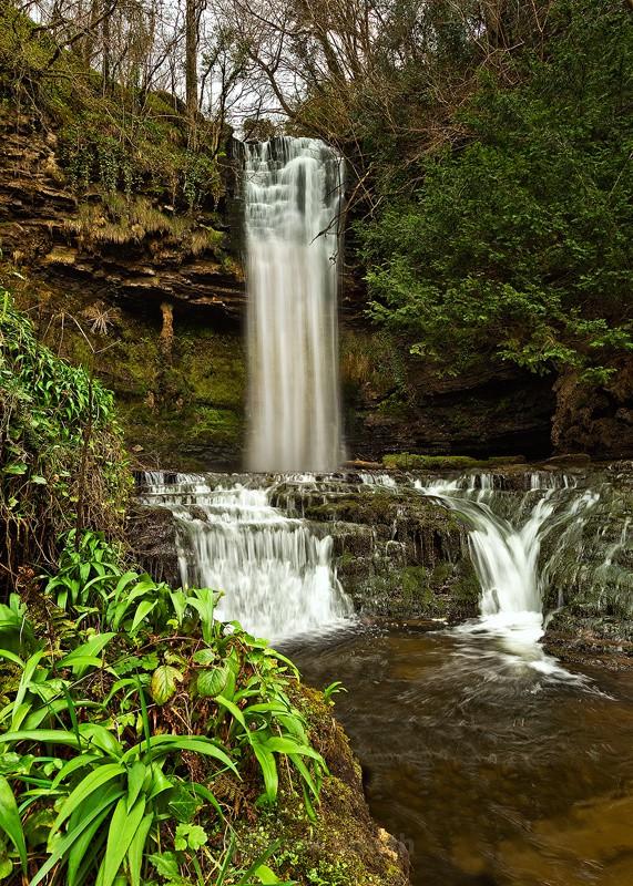 Glencar Waterfall - Tourist attraction in Leitrim