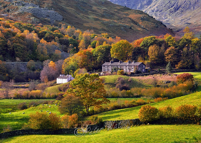 Langdale Lake District 1 - England