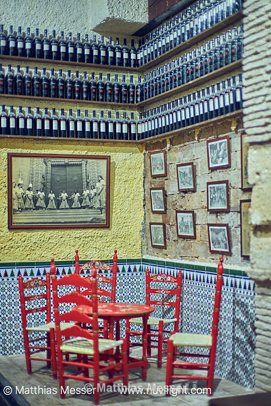 Cafe, Jerez - Places and Architecture