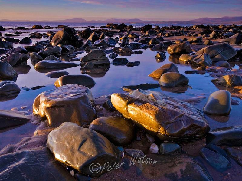 Llandanwg Beach Gwynedd Wales - Seascapes