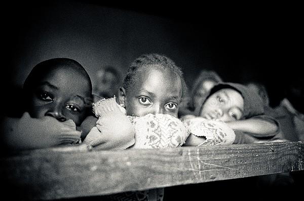 School, Kibera, Kenya