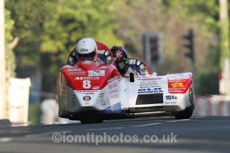 IMG_5448 - Thursday Practice - TT 2013 Side Car