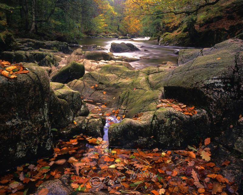 River Esk Cumbria England - Rivers & Waterfalls