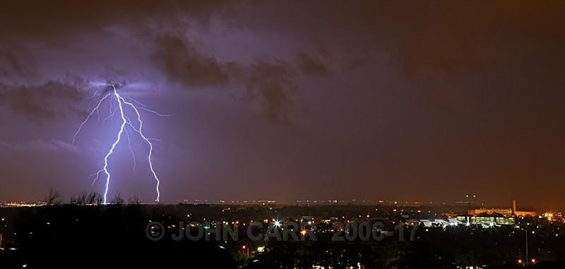 Southern Strikes-2478 - LIGHTNING STORMS IN SOUTH AUSTRALIA 5th NOV 2012