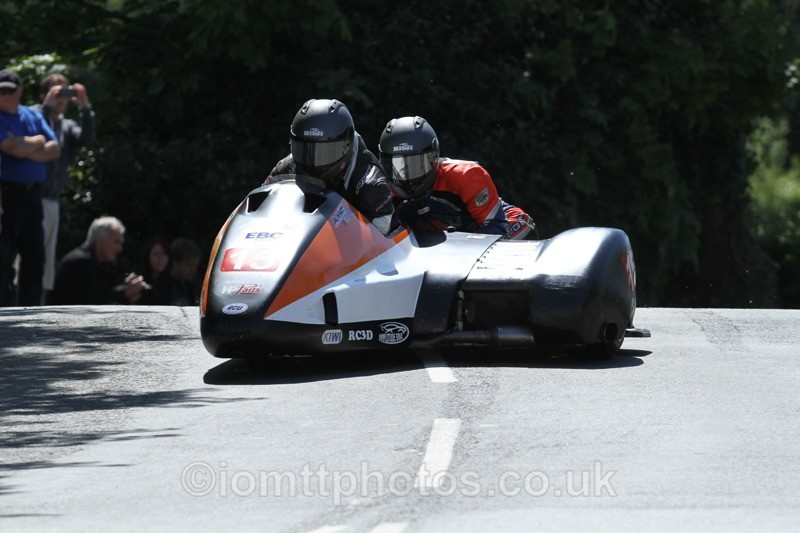 IMG_2313 - Sidecar Race 2 - TT 2013