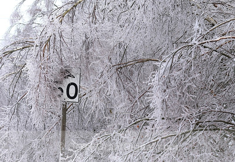 Over the Speed Limit - The Great Ice Storm of 2013