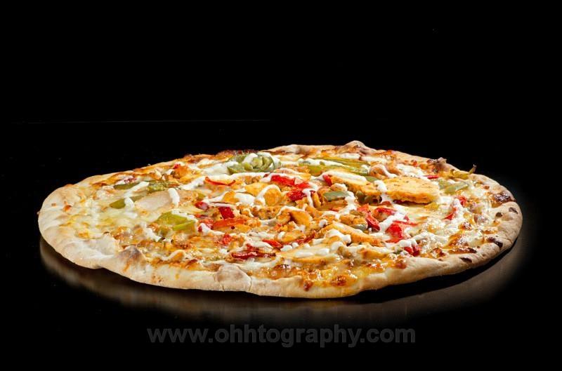 Pizza - Still Life.
