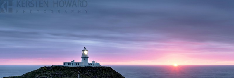 Watchmans Hour - Strumble Head - Images from book