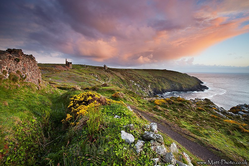 Botallack - Cornwall - West Coast