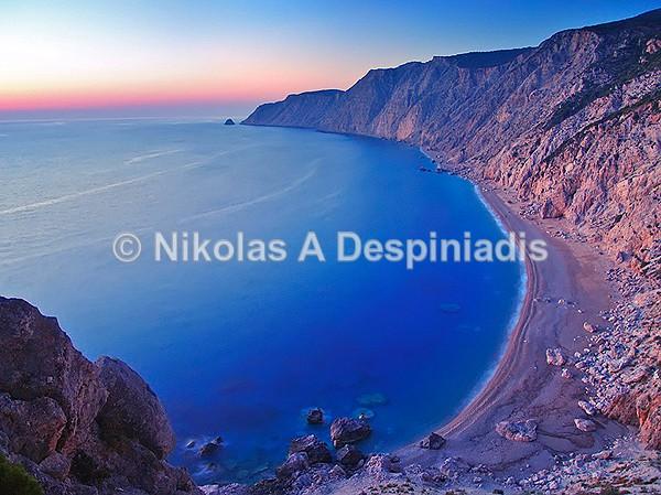 Πλατιά άμμος Ι Platia ammos - Νησιά I Islands