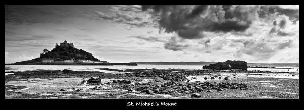 St Michael's Mount - Landscape