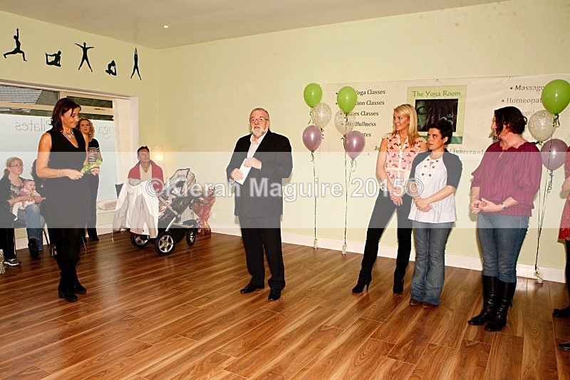 _MGL3614 - Opening of the Yoga Room In Ratoath