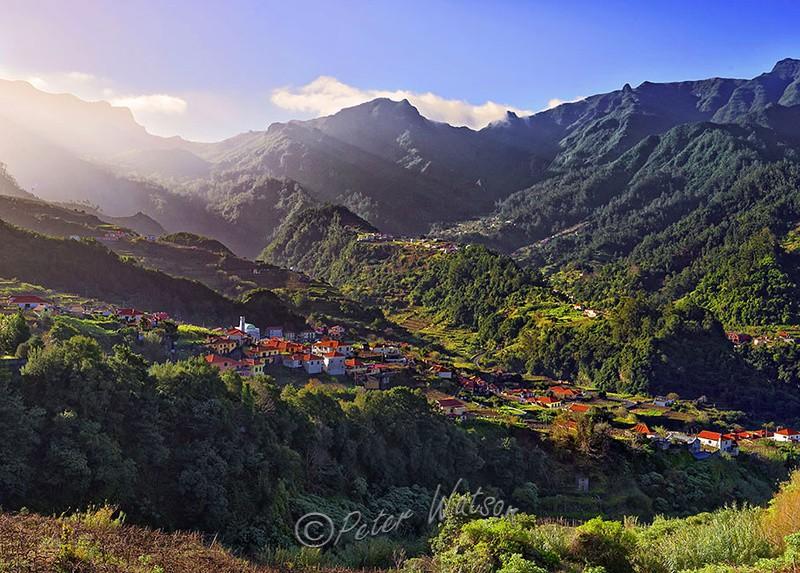 Sao Vicente Madeira - Portugal & Madeira