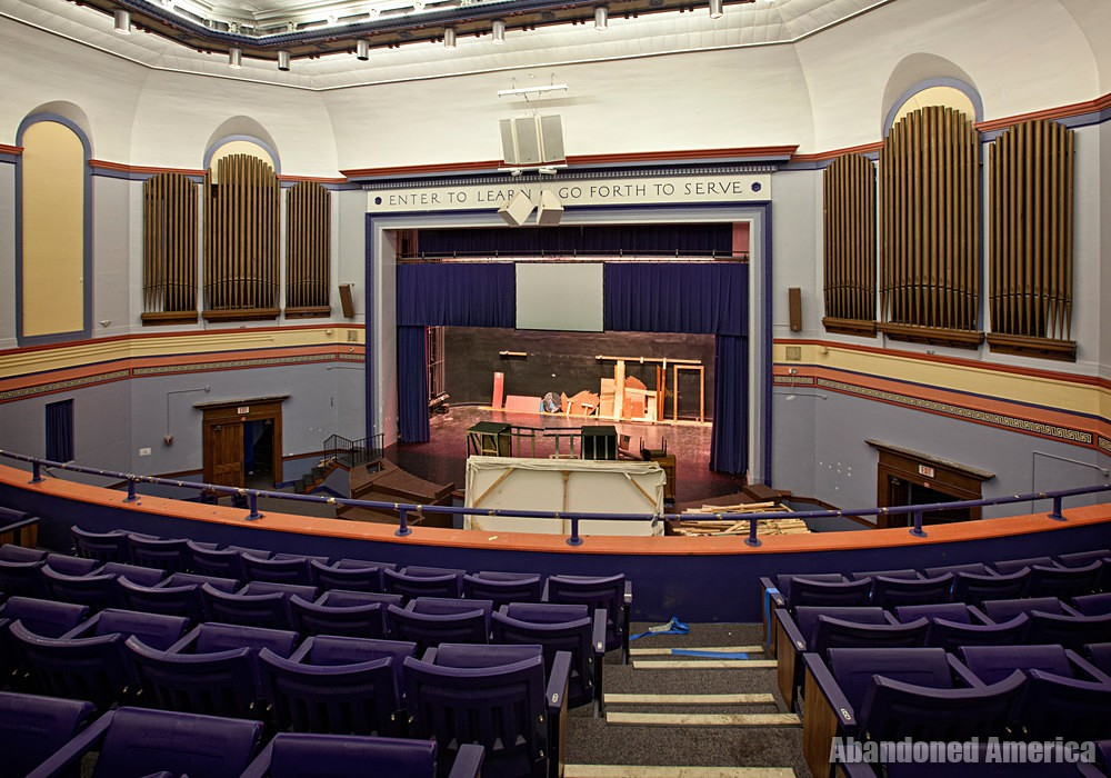 Schenley High School (Pittsburgh, PA) | Auditorium - Schenley High School