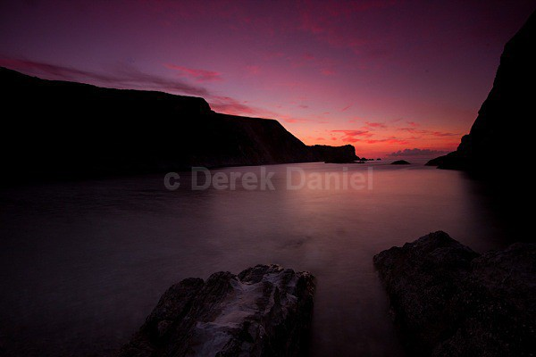 Man o'War Bay - Dorset