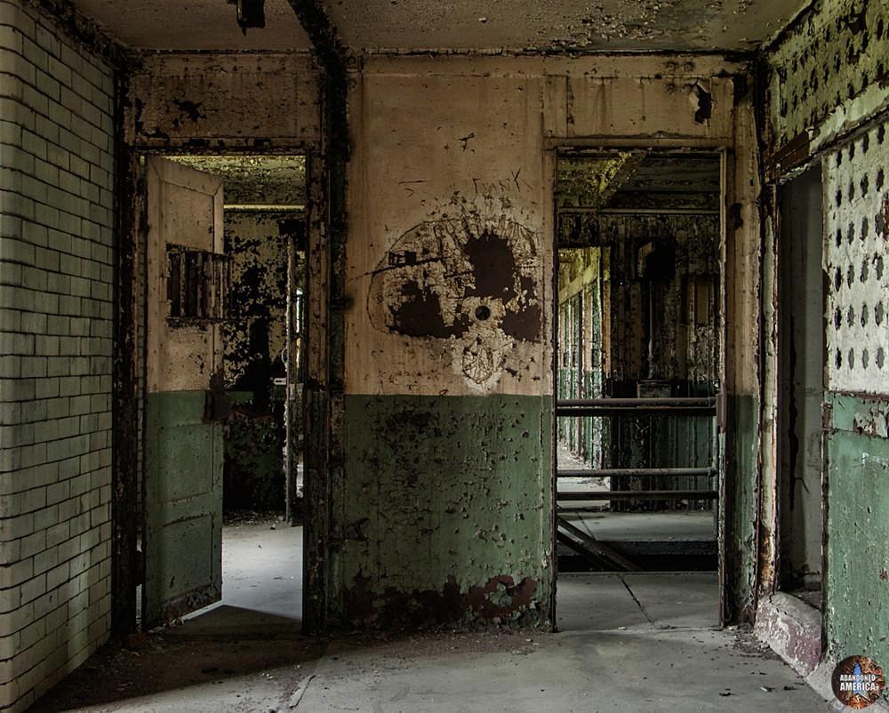 York County Prison (York, PA)   Cell Block Entry - The York County Prison