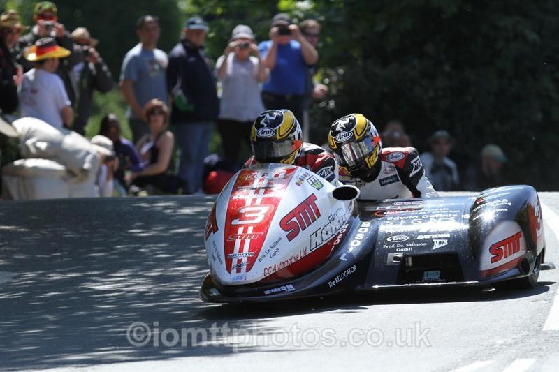 IMG_2279 - Sidecar Race 2 - TT 2013