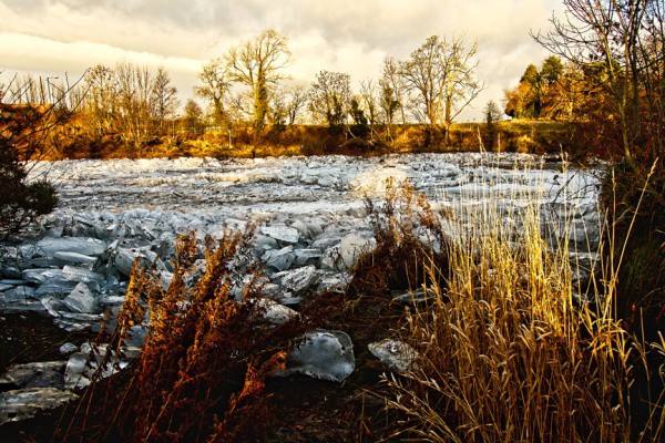 river ayr color - Landscapes and Seascapes