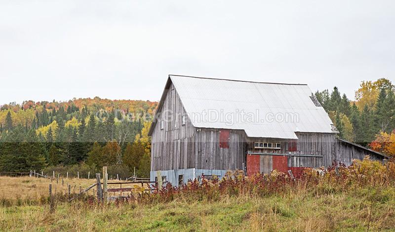 Vintage Barns of New Brunswick Canada - Old Barns & Buildings