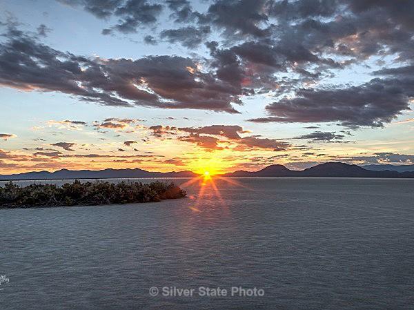 Smith Creek Sunrise - Nevada (mostly) Landscapes