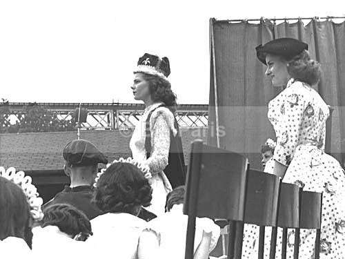 Larkhall Gala Day 1958/9 - Archive.