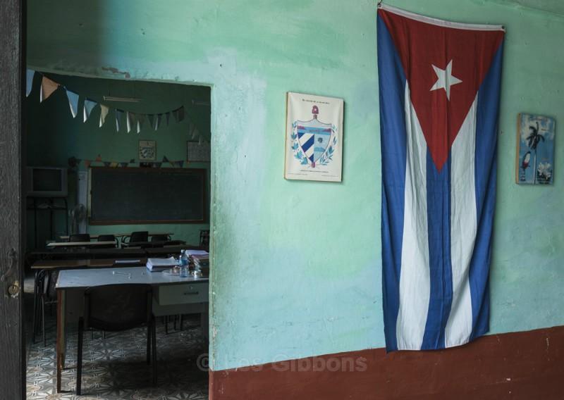 the classroom - Cuba