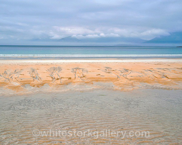Tidal Patterns, Harris - Scottish Highlands
