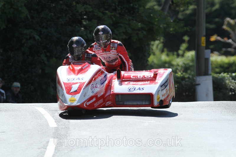 IMG_2271 - Sidecar Race 2 - TT 2013
