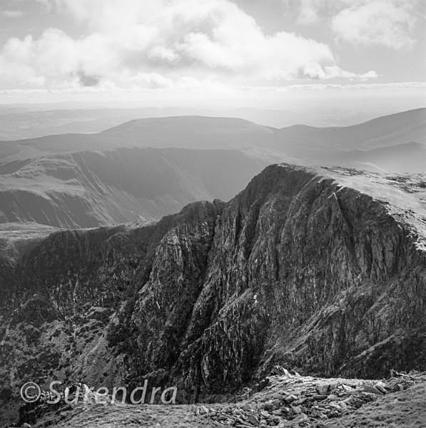 Cadair Idris Wales - Earth Meets Sky