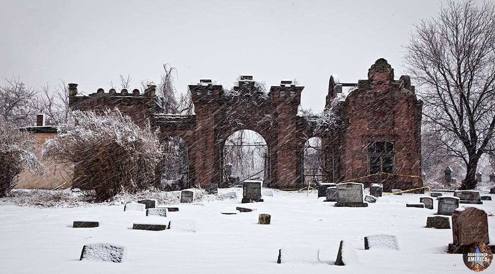 Mount Moriah Cemetery (Philadelphia, PA)    Abandoned America