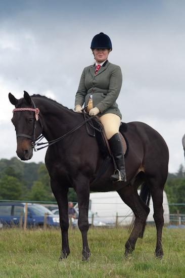 moniaive09-17 - Moniaive Horse Show 2009
